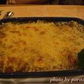 咖哩海鮮千層麵