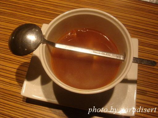 蕃茄海鮮湯