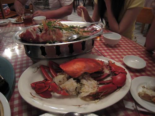 螃蟹大餐(紅樹林蟹)