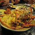 芝士焗龍蝦