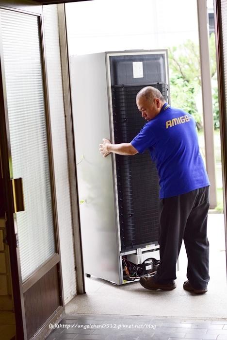 富及第Frigidaire 260L低溫冷凍櫃2