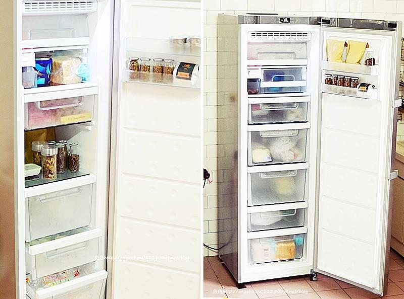 260L低溫無霜冷凍櫃22