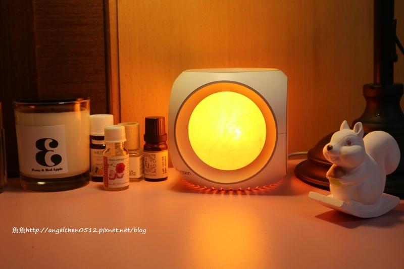 NANDA DEVI喜馬拉雅玫瑰鹽晶燈1