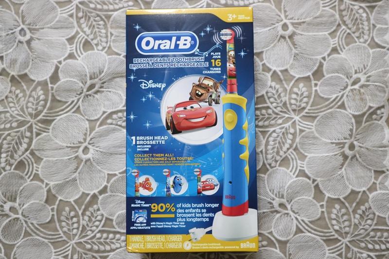 Oral B D10 cars4