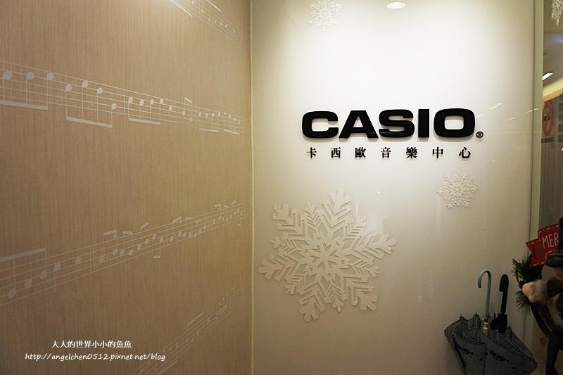 Casio魔光電子琴2