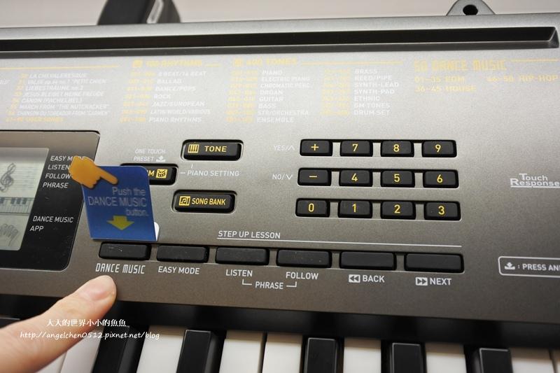 Casio魔光電子琴17