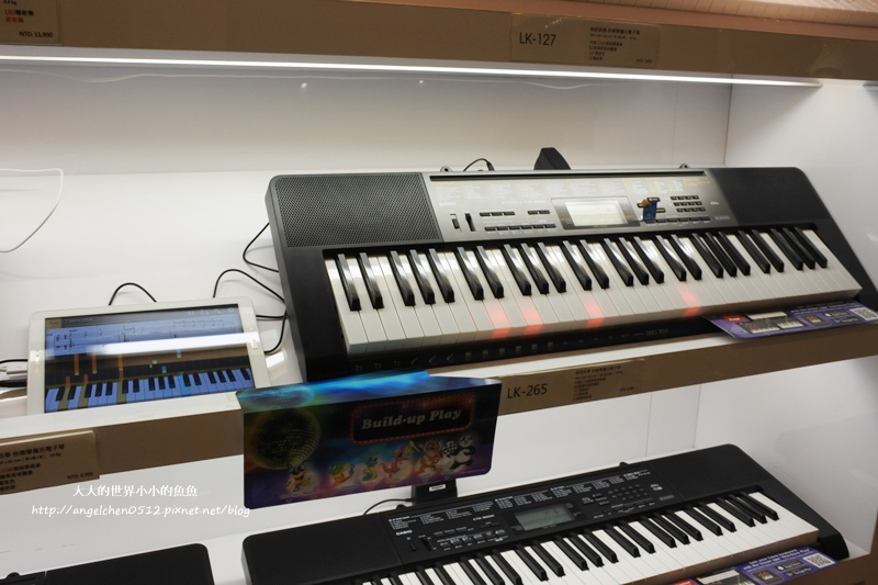 Casio魔光電子琴19