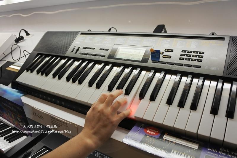 Casio魔光電子琴14