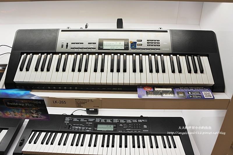 Casio魔光電子琴13
