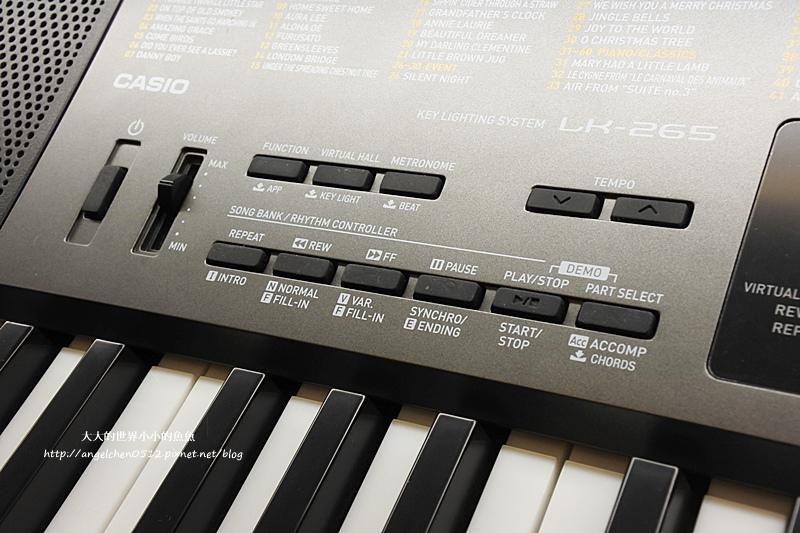 Casio魔光電子琴16