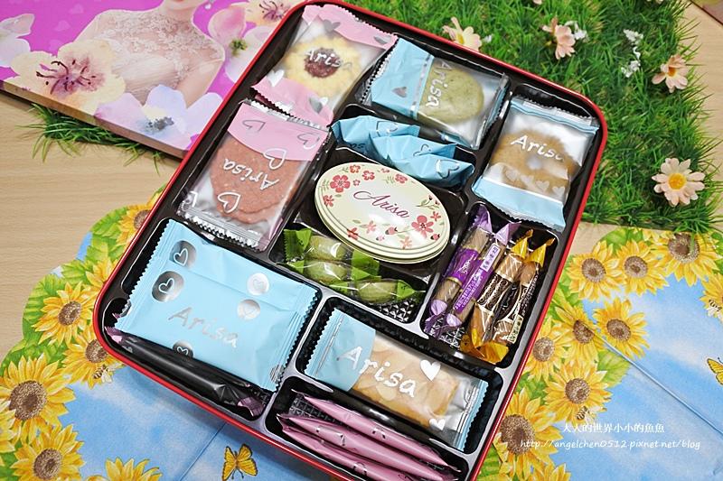 亞里莎日式下午茶餅乾5