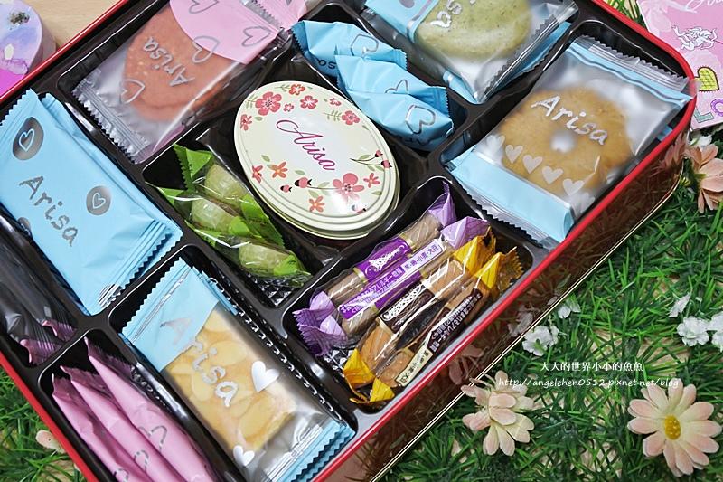 亞里莎日式下午茶餅乾4