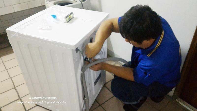洗脫烘變頻滾筒洗衣機13