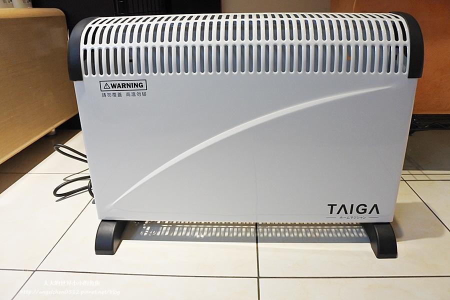 大河TAIGA 瞬熱式暖房機1