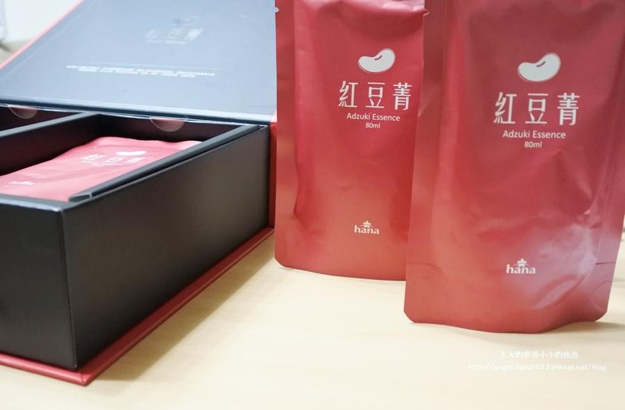 聯夏食品-hana-紅豆菁禮盒6