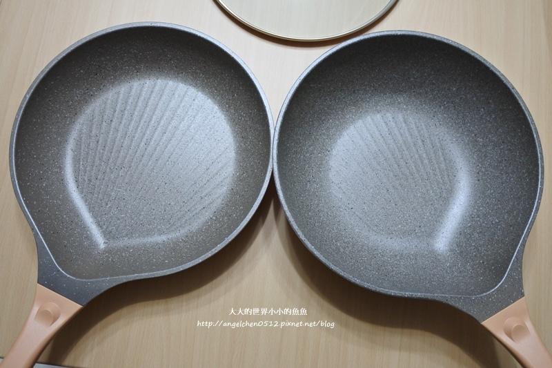 瑞士百年品牌粉貝殼不沾鍋三鍋六件組9