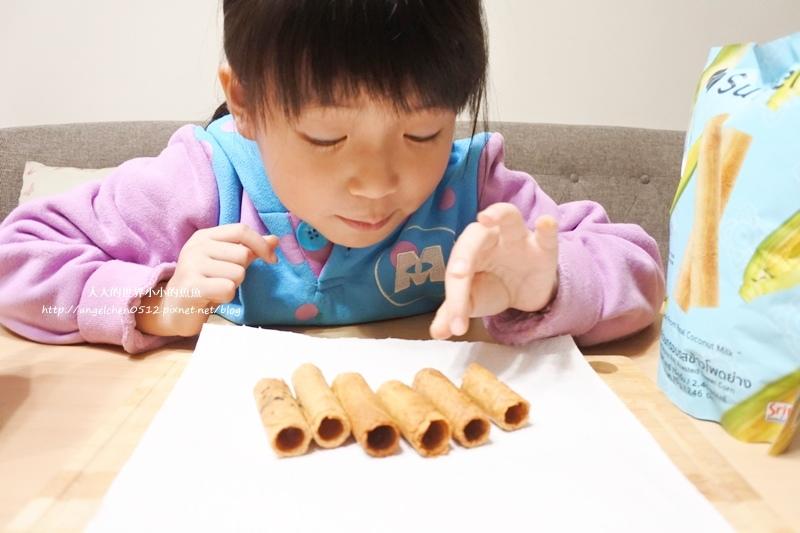 泰國椰子脆捲餅6