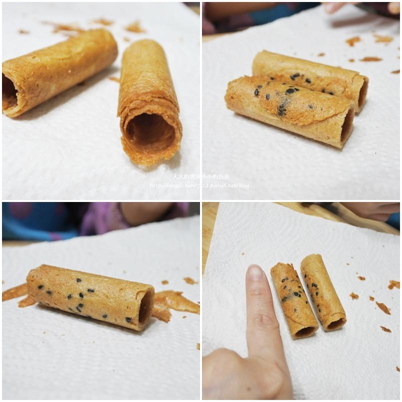 泰國椰子脆捲餅9