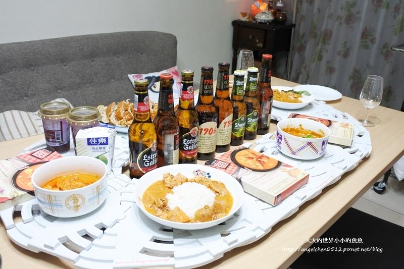 長方桌旋轉餐盤13