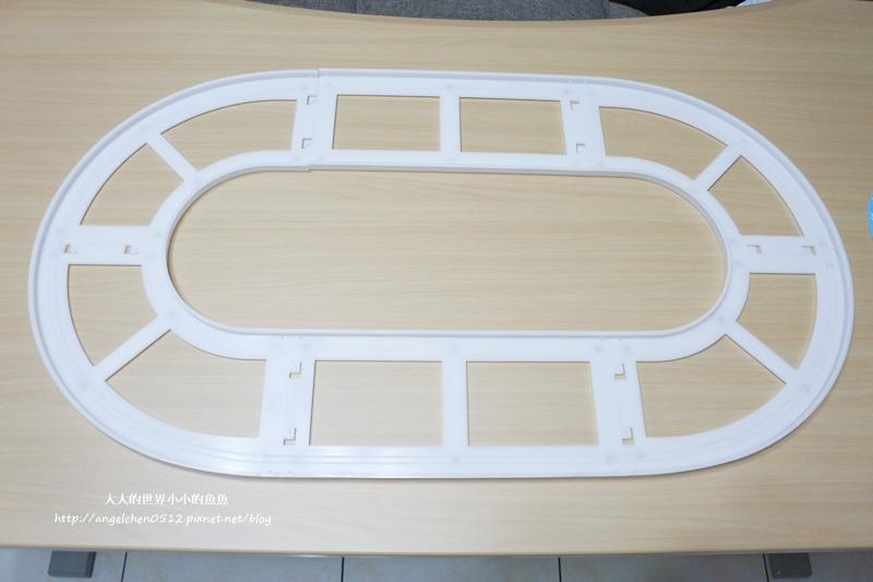 長方桌旋轉餐盤8