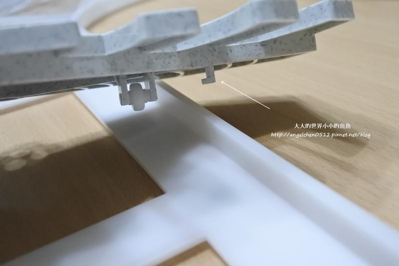 長方桌旋轉餐盤16