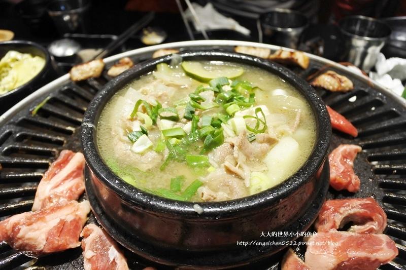 東區韓式烤肉9