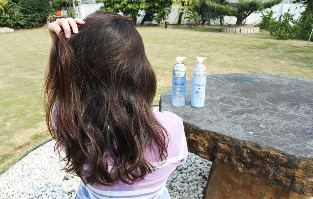 潘婷美容液洗髮露 潤髮乳2
