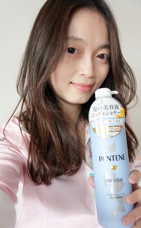 潘婷美容液洗髮露 潤髮乳9