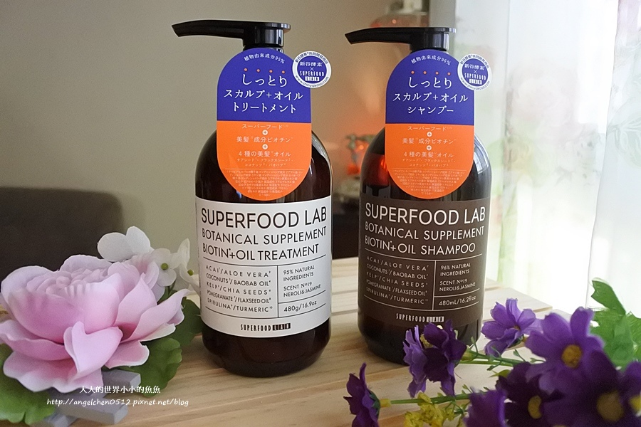 SUPER FOOD LAB