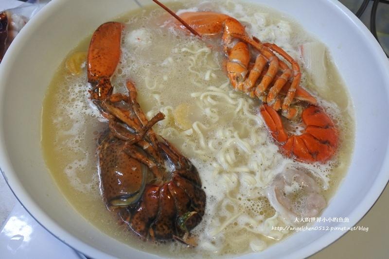 波士頓巨螯龍蝦麵10