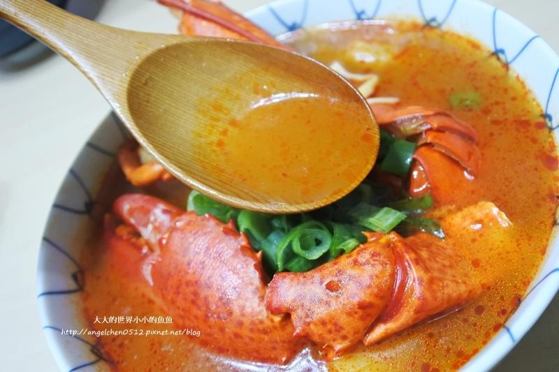 波士頓巨螯龍蝦麵16