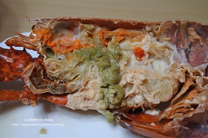 波士頓巨螯龍蝦麵