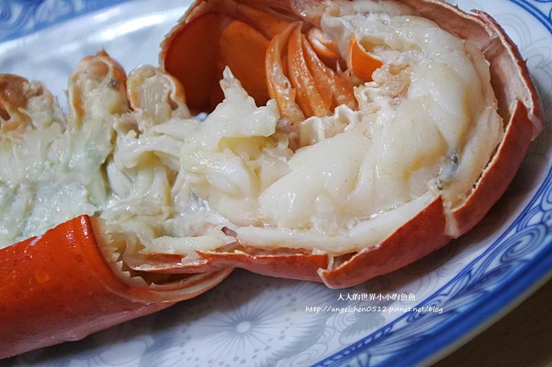 波士頓巨螯龍蝦麵1