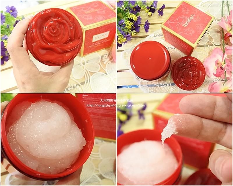 玫瑰彈潤海鹽洗髮膏  玫瑰果油全能修護素4