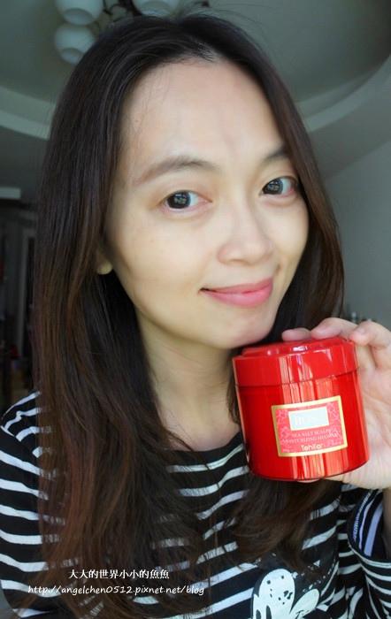 玫瑰彈潤海鹽洗髮膏  玫瑰果油全能修護素13