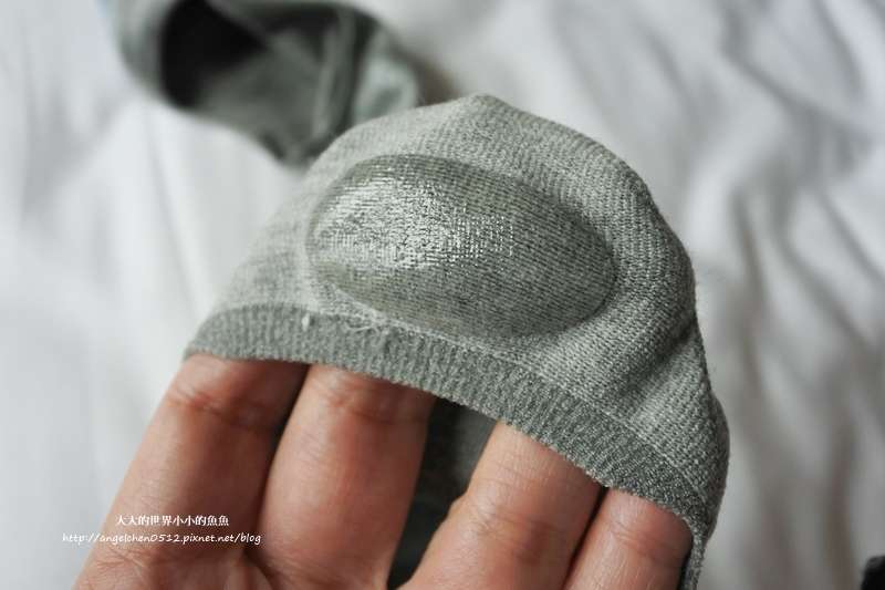蒂巴蕾知足嚴選消臭抗菌隱形襪5