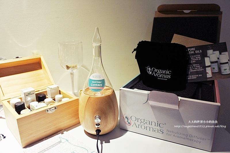 有機香氛Organic Aromas 擴香儀-雨滴1