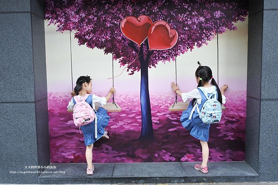 天藍小舖-迪士尼系列甜心米妮寶貝、米妮黛西 好朋友寶貝 多功能後背包