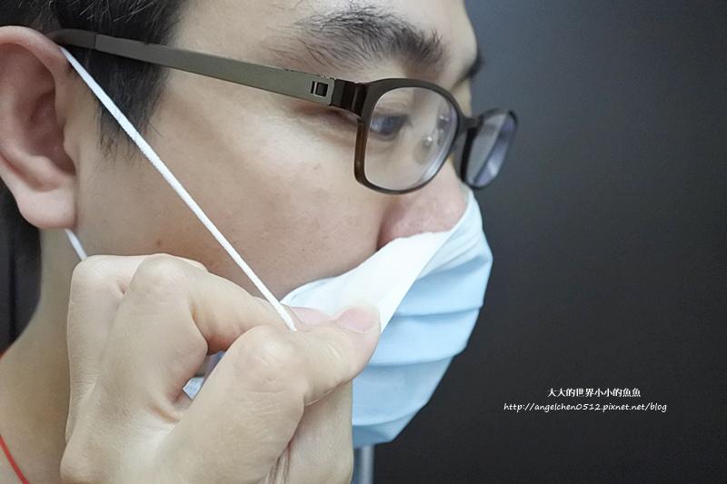 ShiNeo 旭諾 拋棄式防霧舒適口罩7