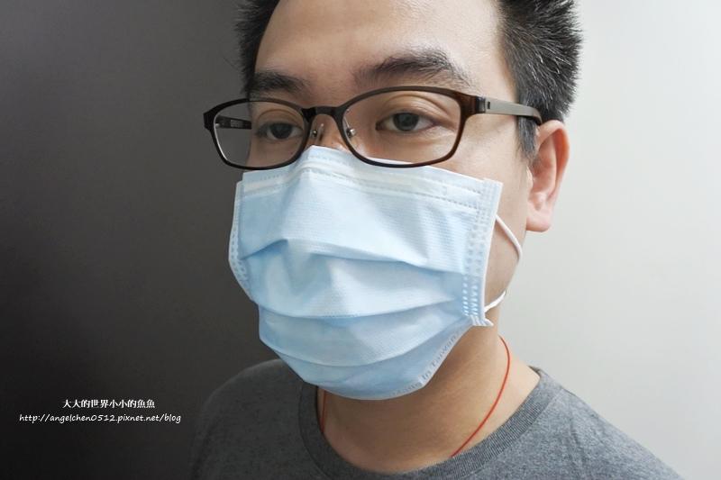 ShiNeo 旭諾 拋棄式防霧舒適口罩10