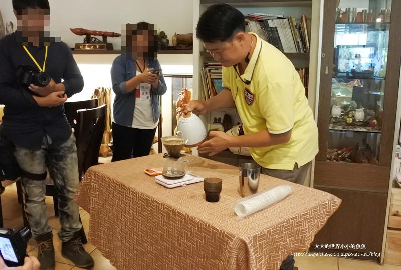 雲林景點 古坑景點 谷泉咖啡莊園的王建民  台灣咖啡的歷史  古坑咖啡深度導覽18