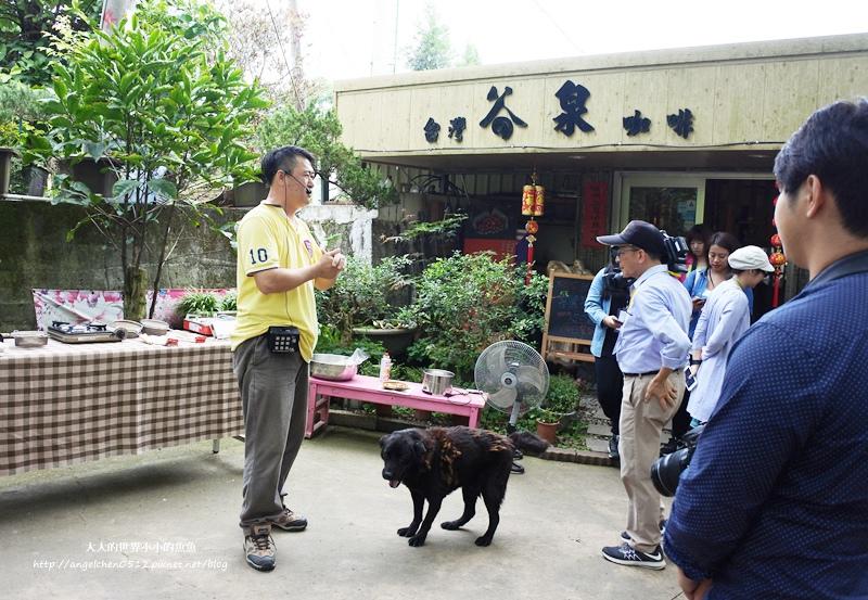 雲林景點 古坑景點 谷泉咖啡莊園的王建民  台灣咖啡的歷史  古坑咖啡深度導覽3