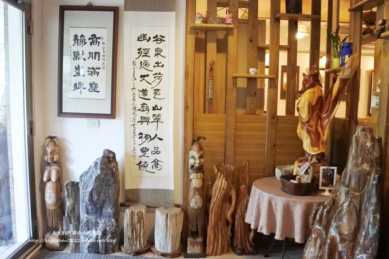 雲林景點 古坑景點 谷泉咖啡莊園的王建民  台灣咖啡的歷史  古坑咖啡深度導覽21