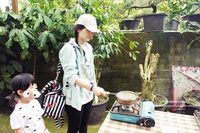 雲林景點 古坑景點 谷泉咖啡莊園的王建民  台灣咖啡的歷史  古坑咖啡深度導覽12