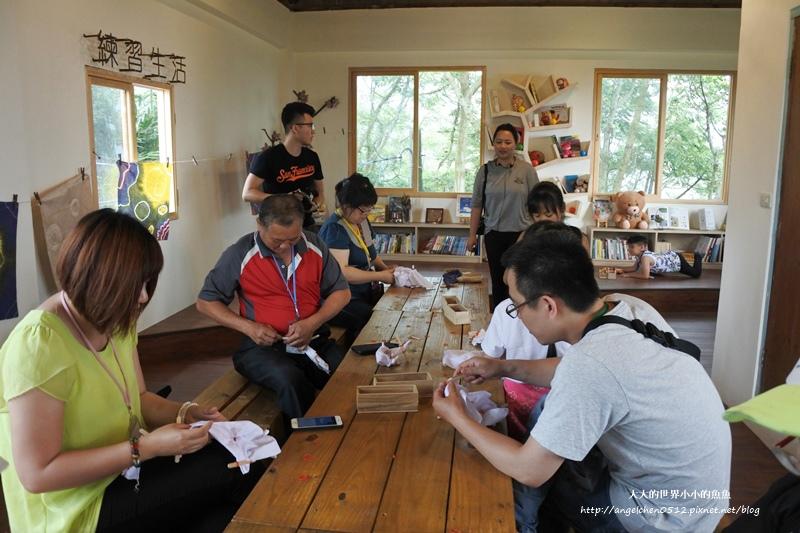 雲林景點 華南社區 古坑華南私藏景點  咖啡工藝體驗2