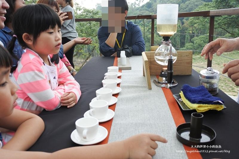 雲林景點 華南社區 古坑華南私藏景點  咖啡工藝體驗10