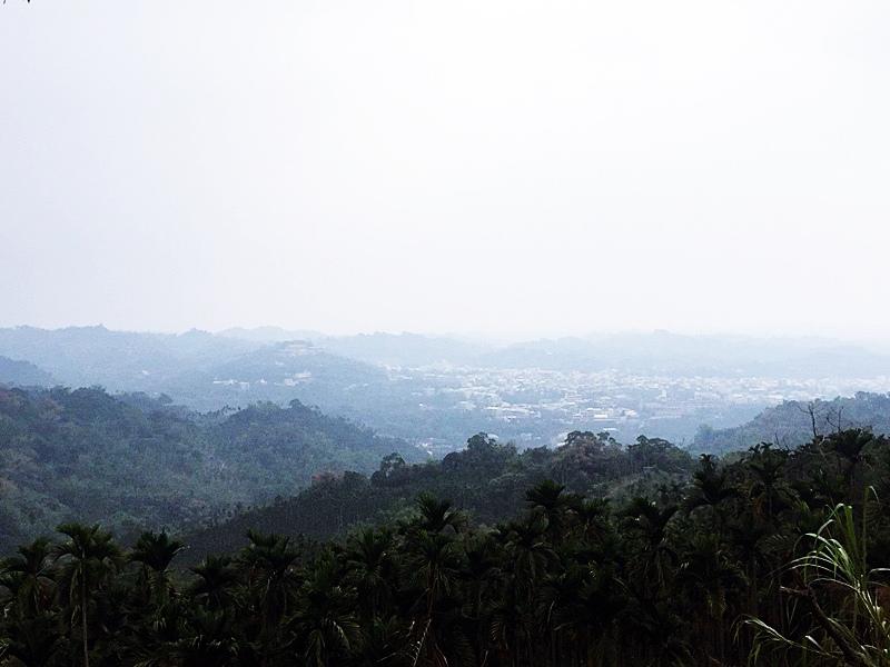 雲林古坑華南社區