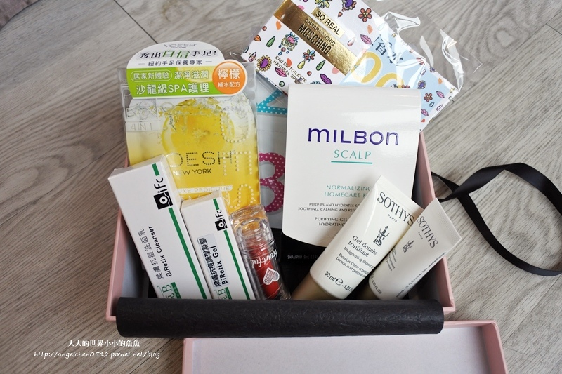 butybox體驗盒1