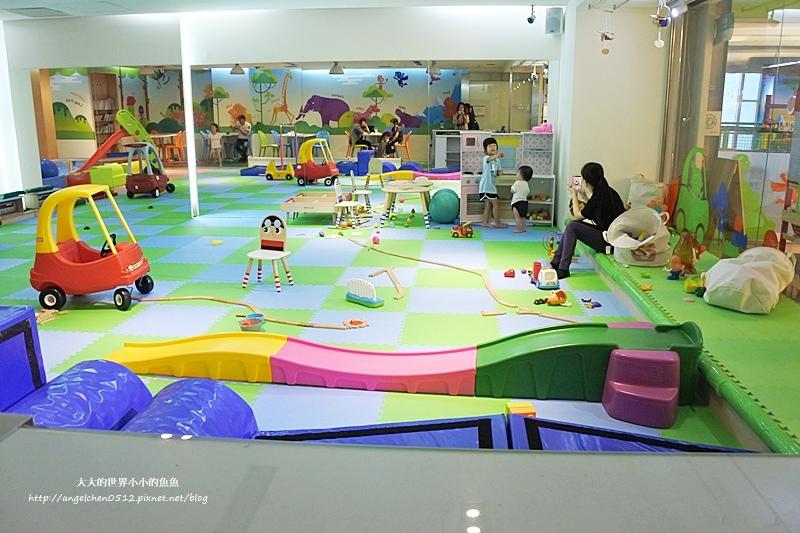 松山區親子餐廳 京華城  跳跳蛙親子運動餐廳6
