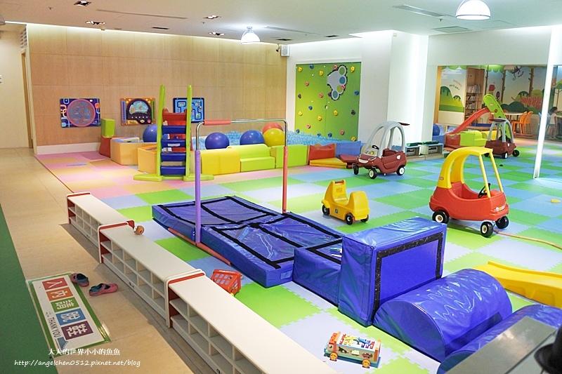 松山區親子餐廳 京華城  跳跳蛙親子運動餐廳5